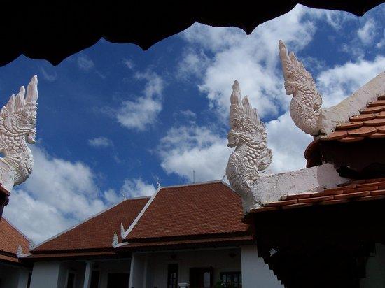 Rambutan Resort - Siem Reap : the rooftops
