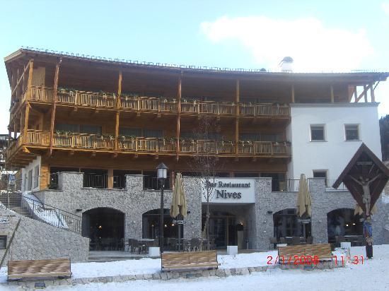 Boutique Hotel Nives: Hotel Nives front
