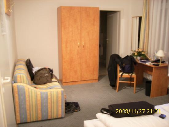 Schlosshotel Molkenkur: Zimmer 17