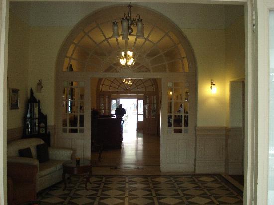 The Claridges Nabha Residence, Mussoorie: Toward the Reception