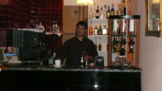 Hotel Bellavista: Guiseppi, our host