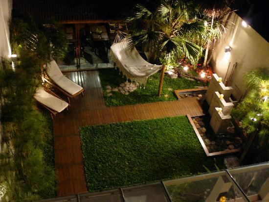Casa Las Canitas Hotel Boutique: Hotel Courtyard