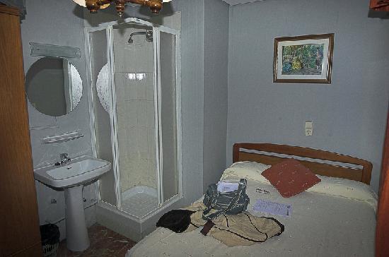 Hostal Nevada: The room