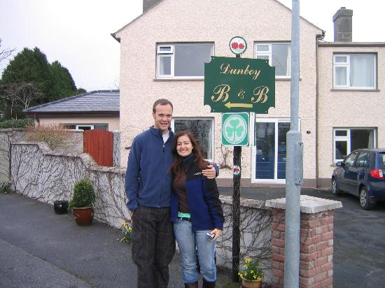 Dunboy Bed & Breakfast: Dunboy's entrance