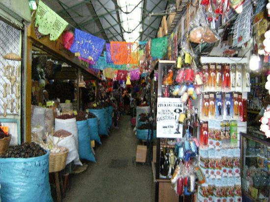 Mercado 20 de noviembre oaxaca m xico picture of casa for Hotel casa de los azulejos tripadvisor