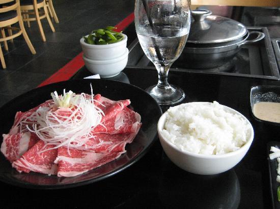 Koji's Sushi and Shabu Shabu: yum