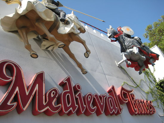 Medieval Times: pic 1