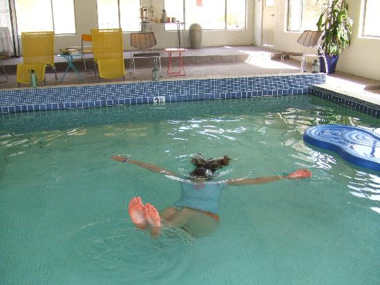 Nurturing Nest Mineral Hot Springs Retreat and Spa: Dipping into Hot Mineral Springs!