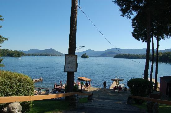 Bonnie View on Lake George照片