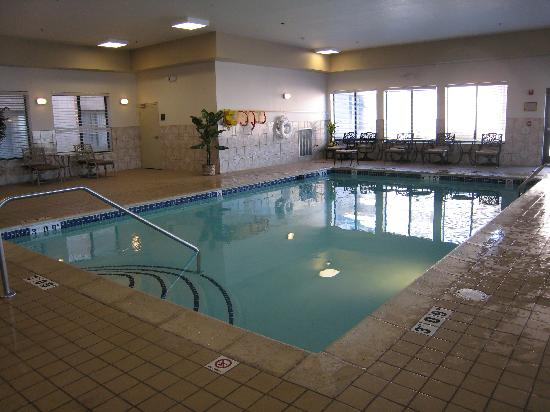 Homewood Suites Brighton: Swimming Pool