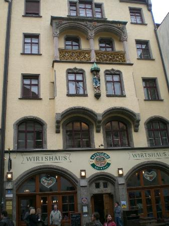 Wirtshaus Ayingers : Entrance