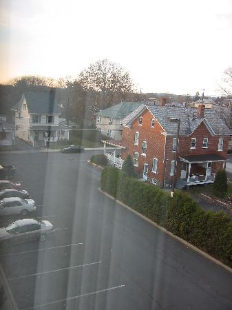 Hampton Inn Stroudsburg / Poconos: View from the room