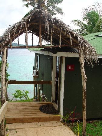 Mala Island Resort : Fale