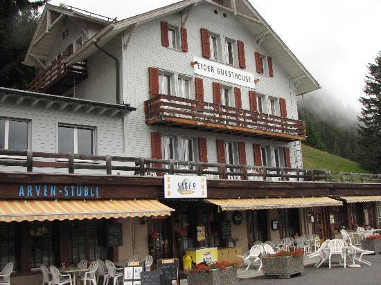 ไอเกอร์ เกสท์เฮ้าส์: Eiger Guesthouse