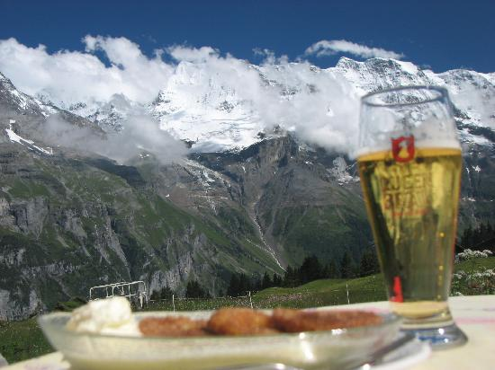 Eiger Guesthouse: How much better could it get?