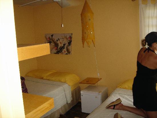 Casa de Amistad: bedroom