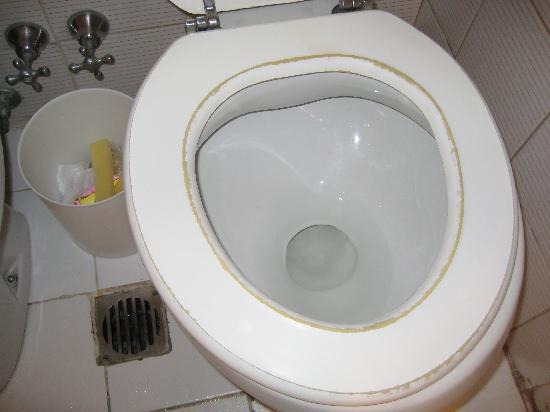 Hotel Promenade: toilette