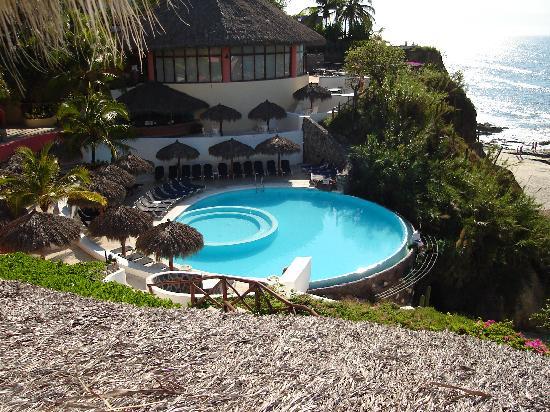 Adult Pool Picture Of Grand Palladium Vallarta Resort Amp Spa Punta De Mita Tripadvisor
