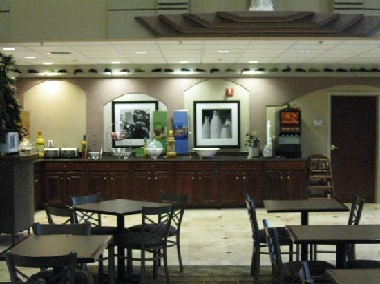 Hampton Inn Bowling Green: Great Room 5
