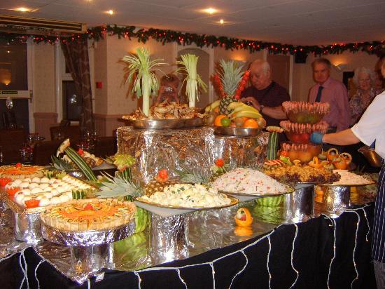 Tynedale Hotel: Gala Buffet