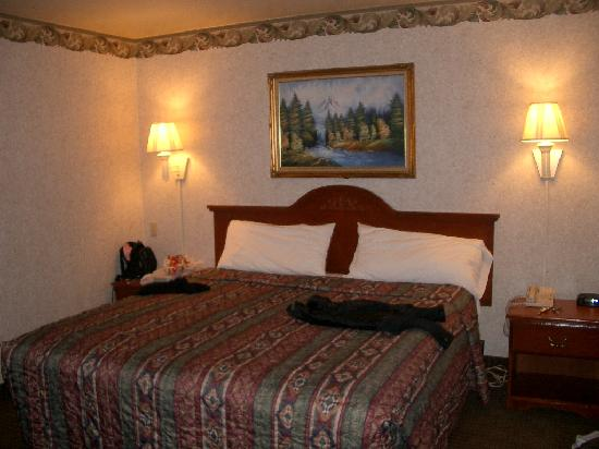 Pacific Inn of Redwood City: room2