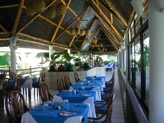 Bamburi, Kenya: The All Inclusive buffet restaurant