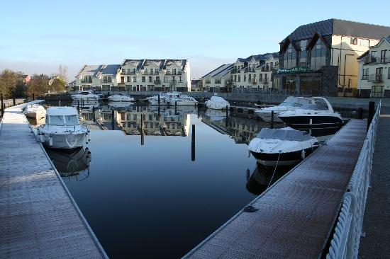 Leitrim Marina Hotel - Winter Reflections