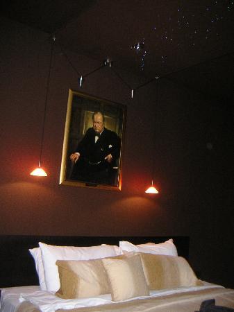 Design Hotel Mr. President : Churchill Room