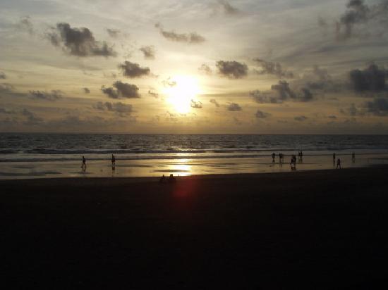 The Oberoi Bali: Sunset