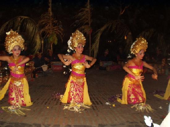 The Oberoi Bali: Bali Dance