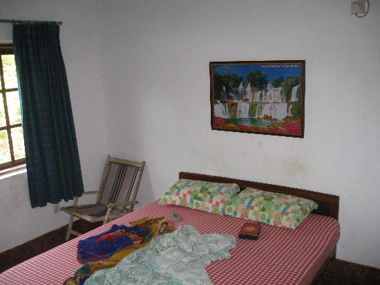 Anjuna, India: one of the rooms