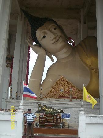 Hat Yai, Thailand: Sleeping Buddha