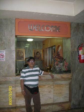 Hat Yai, Tayland: Indra Hotel