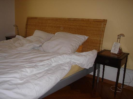 Lausanne Guesthouse & Backpacker: Very basic bed room