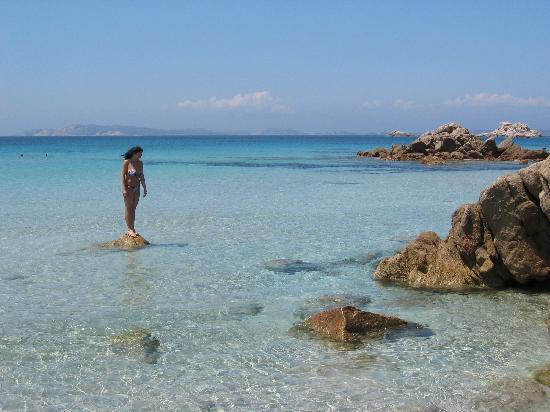 Maddalena Islands, Taliansko: Il mare meravigliolo della Maddalena