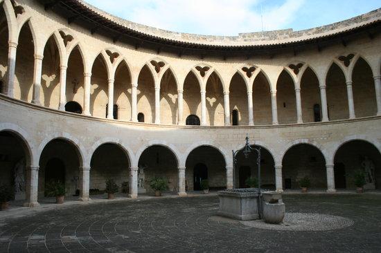 Bellver Castle (Castell de Bellver)