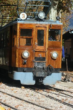 Sóller, España: Tren de Soller