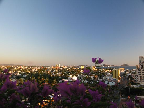 The Inn at Mazatlan: View of downtown