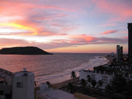 The Inn at Mazatlan: The Best Sunsets