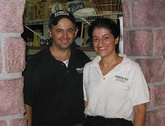 Adriatik's Family Restaurant : This is a family run business
