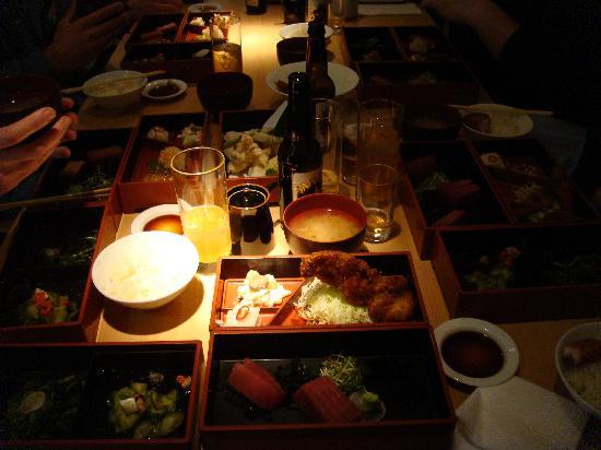 Restaurant Yoshino: Me decanté por el 902. Pollo frito.