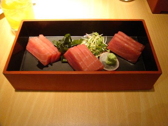 Restaurant Yoshino: Llega la primera
