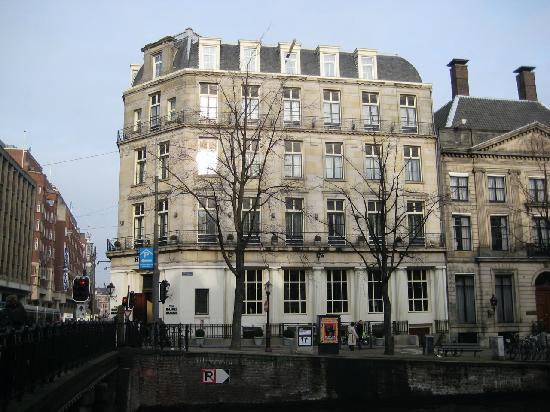 Banks Mansion, Amsterdam