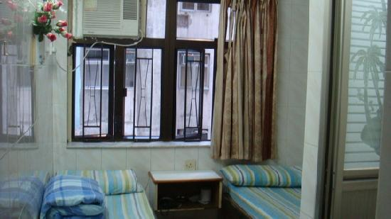 New China Guest House: very good prices