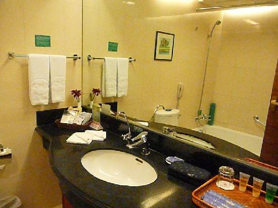 TianBao Holiday Hotel: bathroom