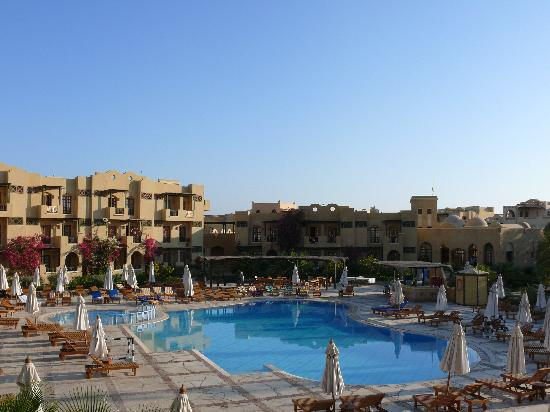 Fitnesspool foto van three corners rihana inn el gouna for Piscine ypres