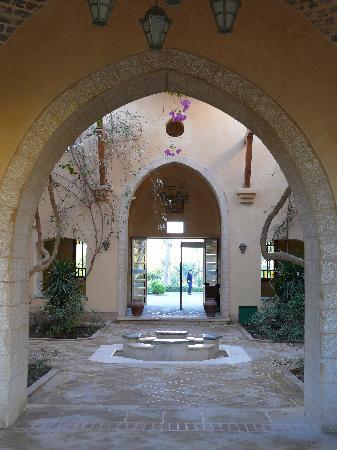 Three Corners Rihana Inn: l'accueil du three corners