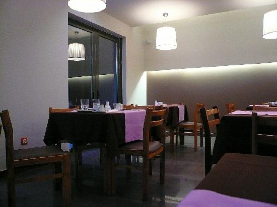 Galaxy City Center Hotel: Dining room
