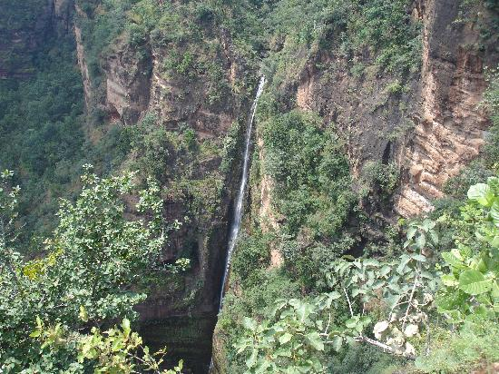 Pachmarhi, India: silver fall-highest in MP