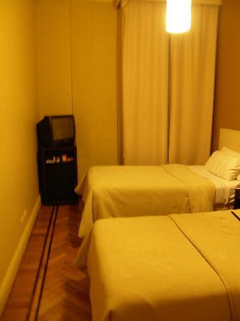 562 Nogaro Buenos Aires: the 'superior' room